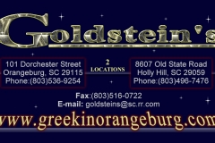 businesscardGoldsteinsFRONT