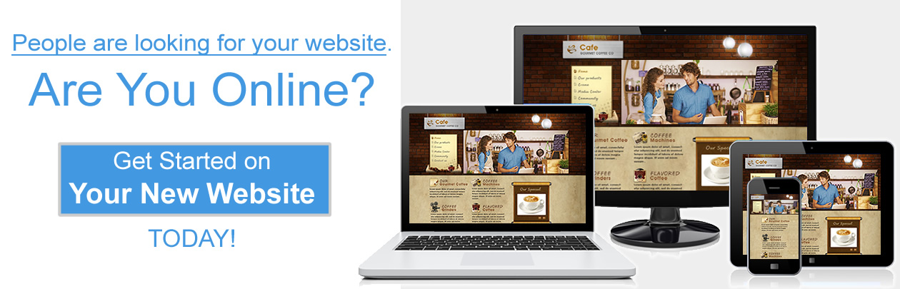 Get Your Website Now!
